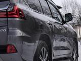 Lexus LX 570 2018 года за 42 000 000 тг. в Петропавловск – фото 4