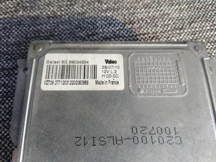 Блок розжига для ксенона Valeo 89034934 за 70 000 тг. в Алматы – фото 3