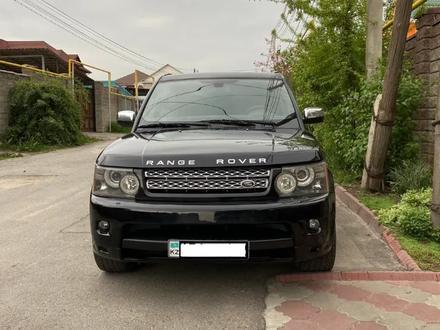 Land Rover Range Rover Sport 2006 года за 4 400 000 тг. в Алматы