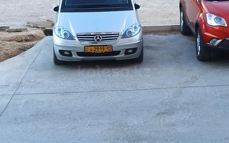Mercedes-Benz A 170 2005 года за 2 200 000 тг. в Актау