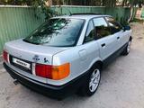 Audi 90 1990 года за 1 350 000 тг. в Алматы – фото 4