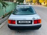 Audi 90 1990 года за 1 350 000 тг. в Алматы – фото 5