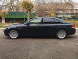 BMW 750 2006 года за 4 700 000 тг. в Алматы – фото 5