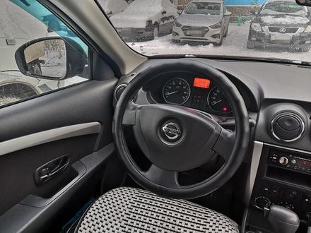 Nissan Almera 2014 года за 3 400 000 тг. в Караганда – фото 2