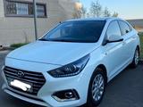 Hyundai Accent 2018 года за 6 200 000 тг. в Нур-Султан (Астана) – фото 2