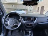 Hyundai Accent 2018 года за 6 200 000 тг. в Нур-Султан (Астана) – фото 4