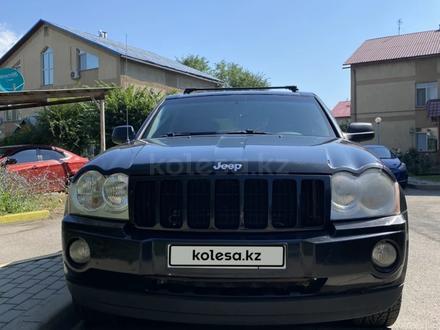 Jeep Grand Cherokee 2005 года за 5 500 000 тг. в Алматы – фото 2