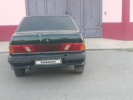 ВАЗ (Lada) 2115 (седан) 2002 года за 550 000 тг. в Аксукент – фото 5