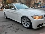 BMW 335 2007 года за 6 800 000 тг. в Алматы – фото 3