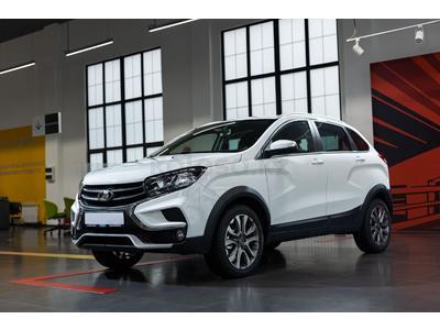 ВАЗ (Lada) XRAY Cross Comfort 2021 года за 7 180 000 тг. в Караганда