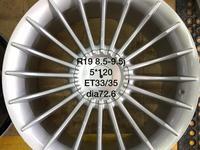 Диски Alpina r19 5 120 разноширокие за 370 000 тг. в Алматы
