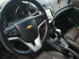Chevrolet Cruze 2014 года за 4 700 000 тг. в Костанай – фото 4