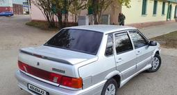 ВАЗ (Lada) 2115 (седан) 2001 года за 1 100 000 тг. в Кокшетау – фото 3