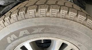 Комплект зимней резины Maxxis с дисками Lexus LX470 за 200 000 тг. в Алматы
