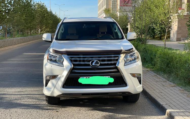 Lexus GX 460 2014 года за 23 888 000 тг. в Нур-Султан (Астана)