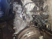 Контрактный двигатель для Volkswagen Polo 1.6 за 360 000 тг. в Алматы
