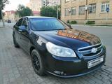 Chevrolet Epica 2010 года за 2 200 000 тг. в Уральск – фото 5