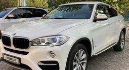 BMW X6 2017 года за 22 990 000 тг. в Алматы