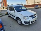 ВАЗ (Lada) Largus 2013 года за 2 270 000 тг. в Атырау – фото 5