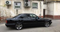 BMW 525 1991 года за 1 650 000 тг. в Шымкент – фото 3