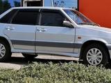 ВАЗ (Lada) 2115 (седан) 2002 года за 870 000 тг. в Костанай