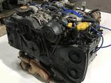 Двигатель Subaru EJ25 D 2.5 л из Японии за 350 000 тг. в Петропавловск