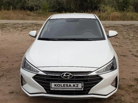 Hyundai Elantra 2019 года за 6 500 000 тг. в Алматы