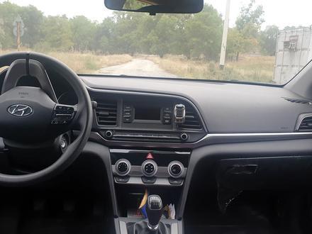 Hyundai Elantra 2019 года за 6 500 000 тг. в Алматы – фото 6