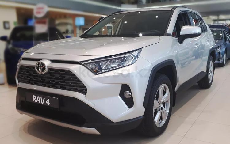 Toyota RAV 4 2019 года за 11 872 800 тг. в Самара