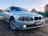 BMW 520 2002 года за 2 900 000 тг. в Усть-Каменогорск – фото 3
