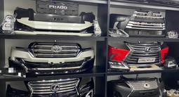 Рестайлинг комплект на Toyota Highlander XU50 c 2013-2016… за 700 000 тг. в Петропавловск – фото 2