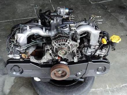 Двигатель 2.5, EJ25 за 280 000 тг. в Алматы