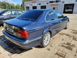 BMW 525 1998 года за 1 700 000 тг. в Актобе – фото 5