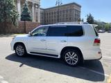 Lexus LX 570 2013 года за 21 700 000 тг. в Алматы – фото 5