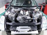 Мотор VQ35de Infiniti fx35 (Инфинити) 3, 5 л Двигатель Инфинити… за 102 200 тг. в Алматы
