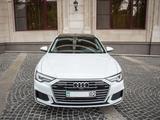 Audi A6 2020 года за 24 500 000 тг. в Алматы – фото 2