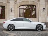 Audi A6 2020 года за 24 500 000 тг. в Алматы – фото 3