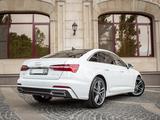 Audi A6 2020 года за 24 500 000 тг. в Алматы – фото 5
