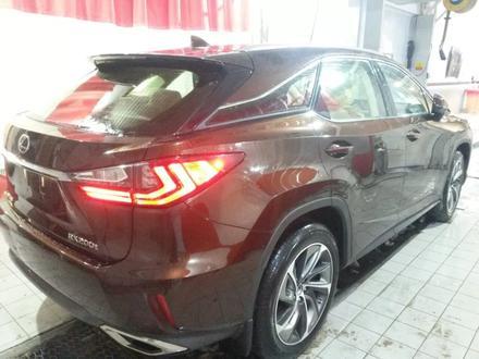 Lexus RX 200t 2018 года за 21 200 000 тг. в Алматы