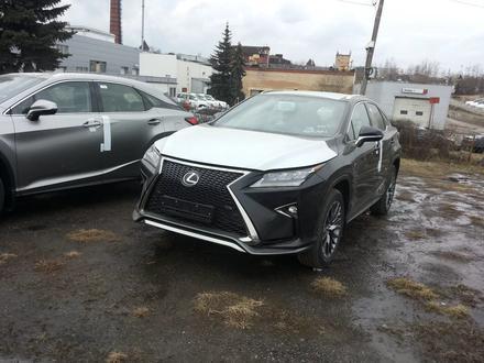 Lexus RX 200t 2018 года за 21 200 000 тг. в Алматы – фото 14