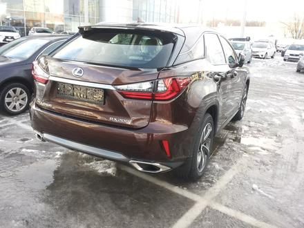 Lexus RX 200t 2018 года за 21 200 000 тг. в Алматы – фото 9