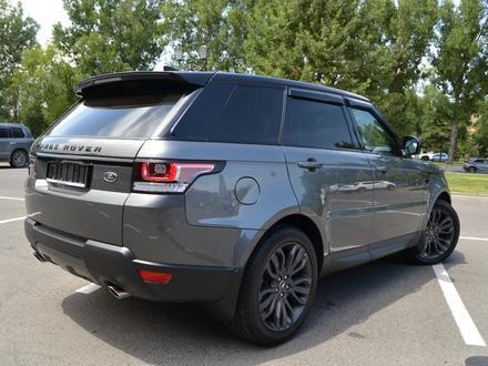 Land Rover Range Rover Sport 2017 года за 25 500 000 тг. в Алматы – фото 6