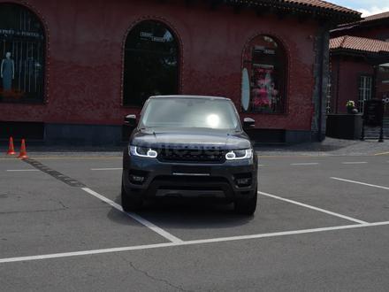 Land Rover Range Rover Sport 2017 года за 25 500 000 тг. в Алматы – фото 8
