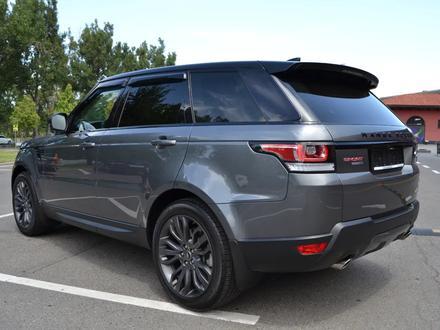 Land Rover Range Rover Sport 2017 года за 25 500 000 тг. в Алматы – фото 4