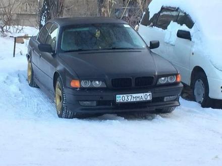 Обвес для BMW E38 7 Серия за 20 000 тг. в Алматы – фото 4