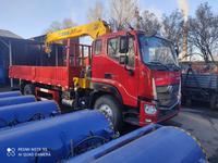 Foton  Бортовой грузовик с краном манипулятором 6,3тон 11,5метров вылет стр 2021 года за 28 990 000 тг. в Семей