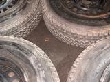 185/80/14 Шины с дисками за 50 000 тг. в Актау – фото 2