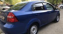 Chevrolet Aveo 2007 года за 1 700 000 тг. в Семей – фото 4