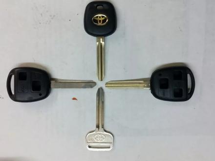 Заготовки ключей новые (выкидные ключи, корпуса для ключей, замки) за 543 тг. в Алматы – фото 2