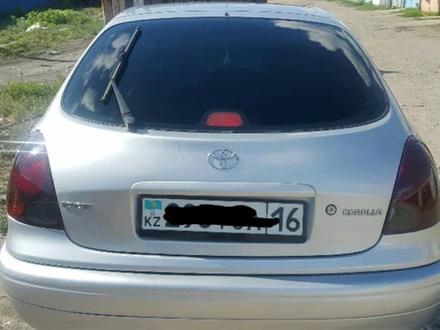 Toyota Corolla 2001 года за 2 650 000 тг. в Семей – фото 3